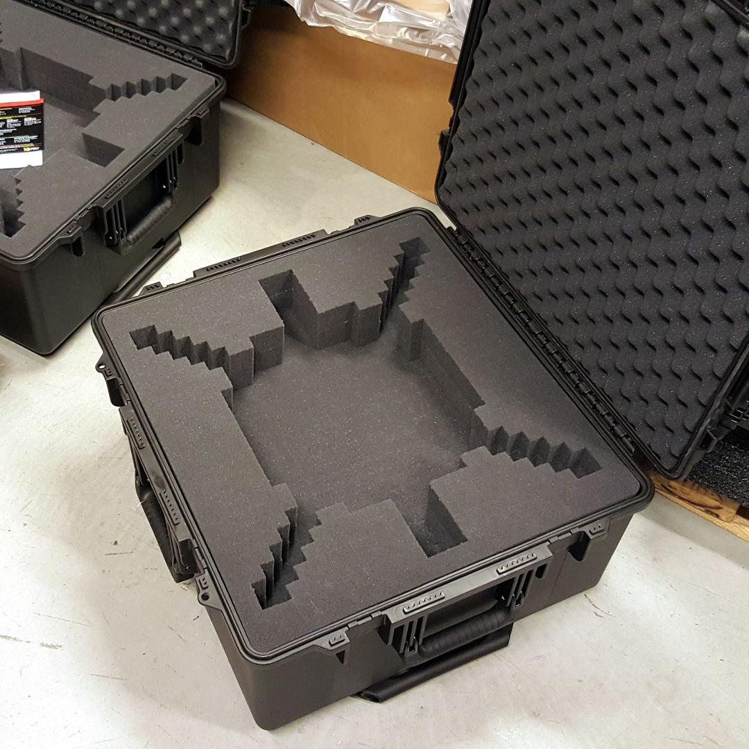 Peli Storm Case iM2875 plukkskumsett
